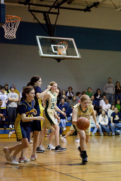 St Joseph 8th Grade Basketball Team, Janaury 2009 (12 of 74)