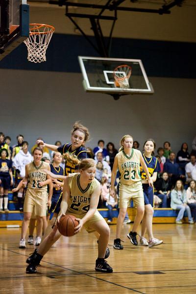 St Joseph 8th Grade Basketball Team, Janaury 2009 (14 of 74)