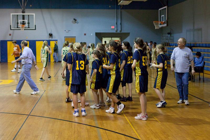St Joseph 8th Grade Basketball Team, Janaury 2009 (28 of 74)