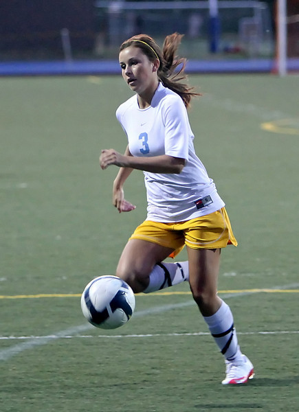 2009 - Soccer Girls vs Beaverton