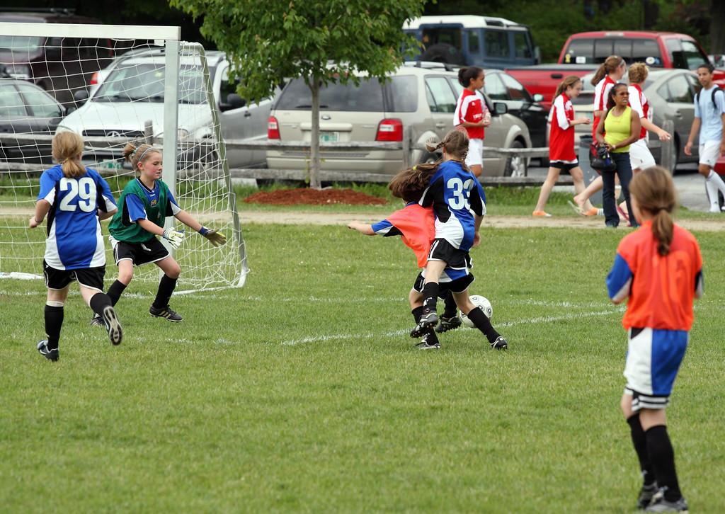 Soccer at Tree Farm