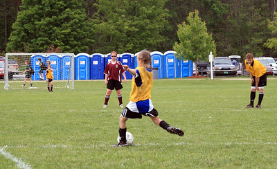 Soccer at Tree Farm