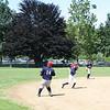 In-field fly ball.