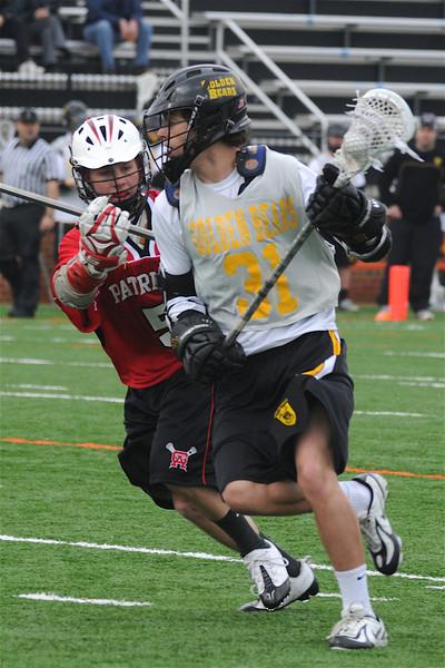 2009 UA Lax v Germantown 3.27.09