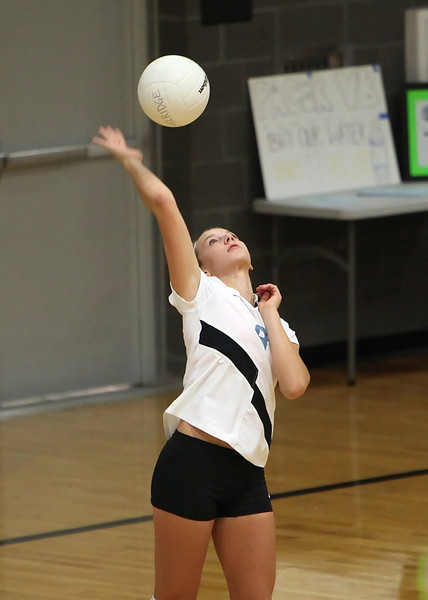 2009 - Vollyball vs Beaverton