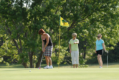 2009 Wayne Klump Golf Scramble