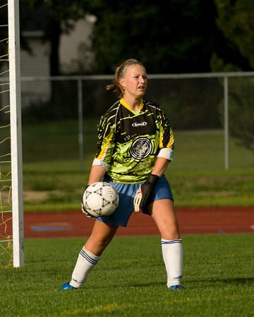2009 Weaver Girls Soccer