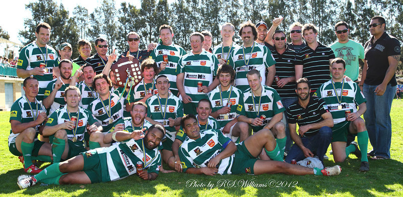 After just 2 years in George Tooke Shield, The Hall Hornets defeat Bungendore 34-12 to claim the Premiership for 2012.