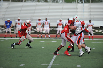 2009 CCC spring football game