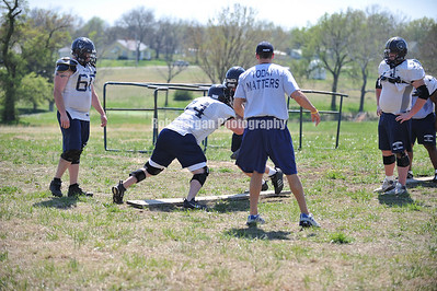 2009 ICC spring football