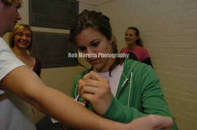 2009 IHS girls basketball