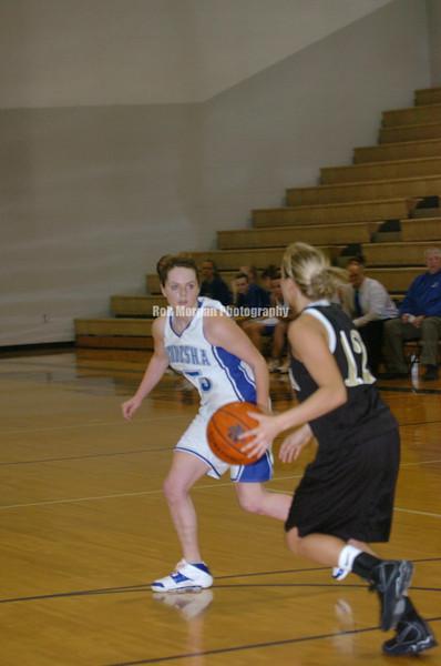 2009 NHS vs FHS girls basketball