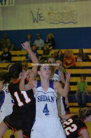 2009 Sedan vs Elk Valley high school basketball