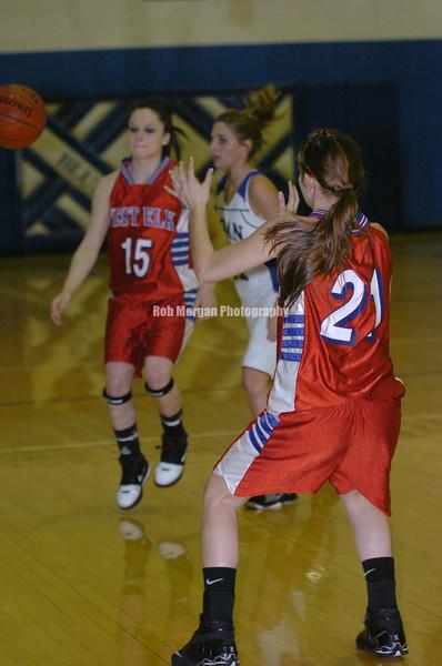 2009 Sedan vs West Elk High School girls basketball