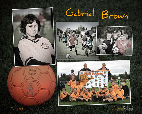 Gabrial Brown