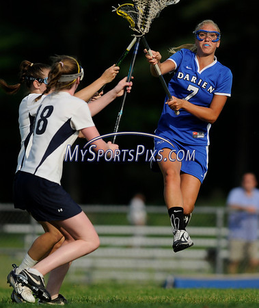 Darien vs Avon Girls Lacrosse 6/8/2009