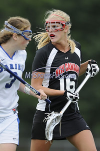 Girls Lacrosse Class I Final Darien Blue Wave 16-8 over the New Canaan Rams at Trumbull High School on Saturday, June 13, 2009. (photos by Mike Orazzi)