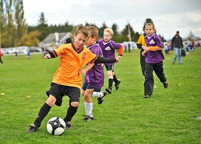 Blaine Youth Soccer, Spring 2009