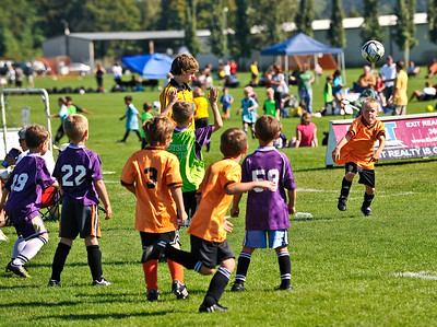 Blaine Youth Soccer, Spring 2009