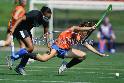 Field Hockey Jamboree Pomperaug High School