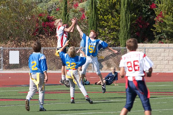2009-1010 SHA Flag Football