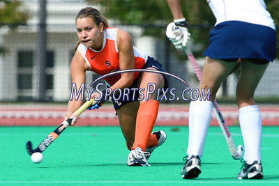 Syracuse vs UConn Field Hockey 10/17/2009