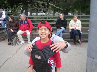 2009-03 Nareg's Baseball League