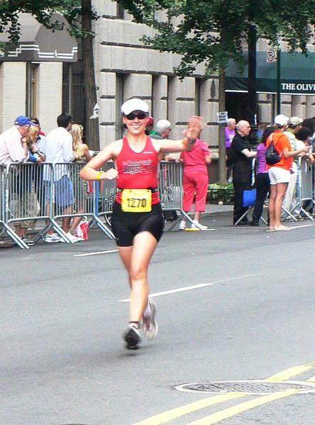 20090726 - NYC Triathlon