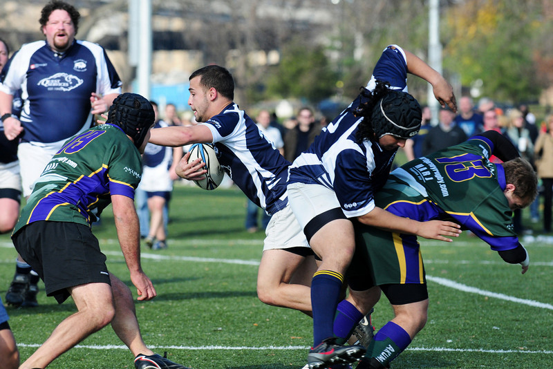 Northeast Rugby Union Playoffs, November 21, 2009