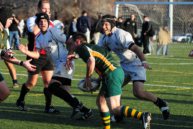 Northeast Rugby Union Playoffs, November 21, 2009