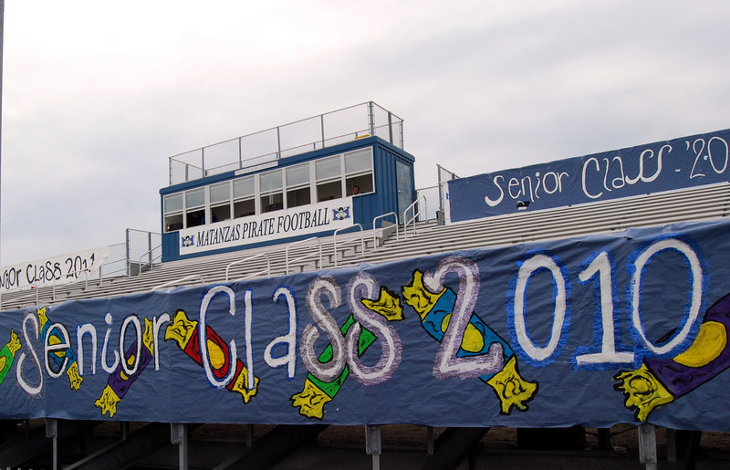 001 2009 Matanzas High School Homecoming Game