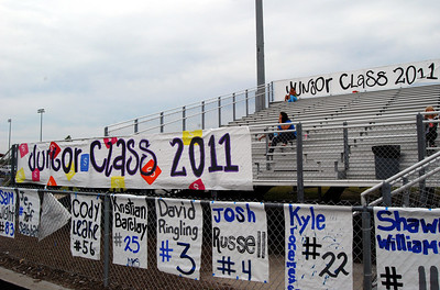 003 2009 Matanzas High School Homecoming Game