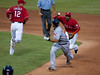 Rangers vs. Indians, July 6