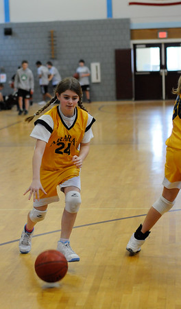 ARARAT 5th/6th grade girls vs. Saco - playoffs