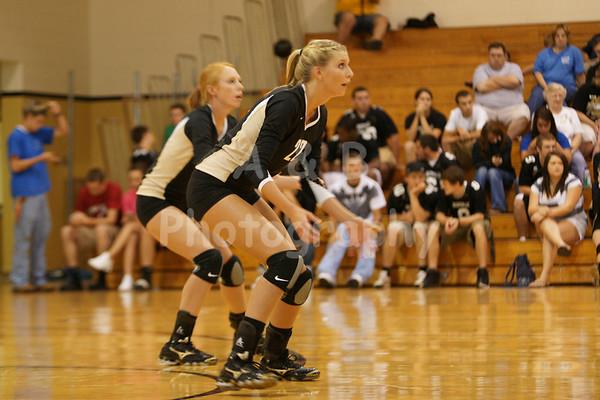 Varsity Volleyball 2010