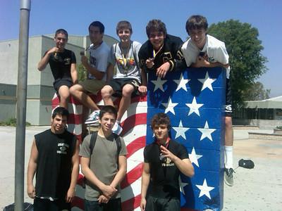 2010-2011 Guy High School Wrestling