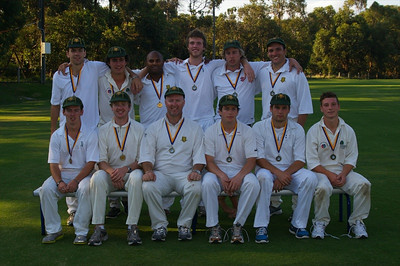 2010/2011 Second XI Grand-Final B Turf