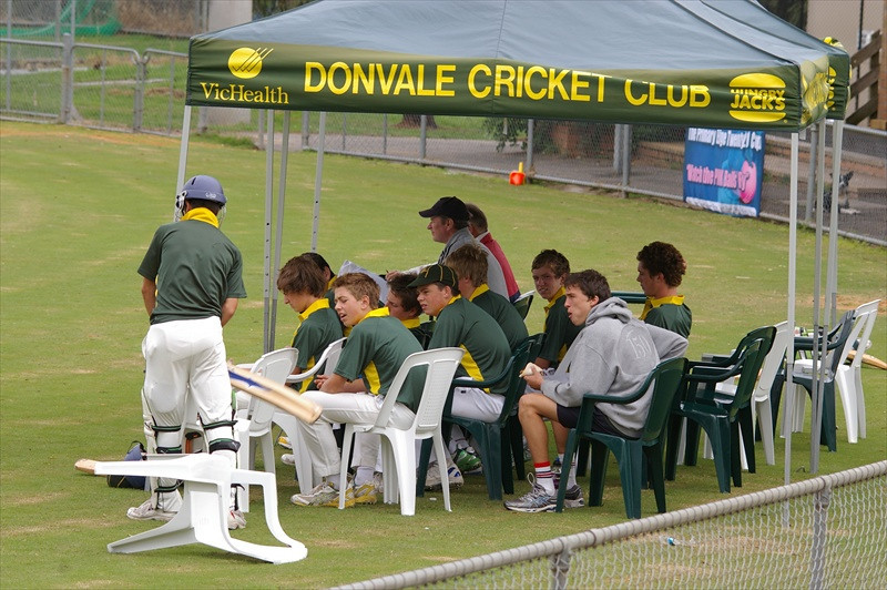 Under 16 Team<br /> T/20 Grand Final v Canterbury<br /> Donvale Reserve No.1 Oval<br /> 20/2/2011