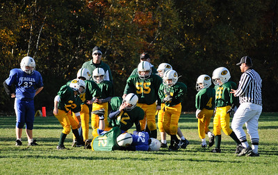 Harvest Bowl - Championship Game - Packers vs. Lincoln Eagles