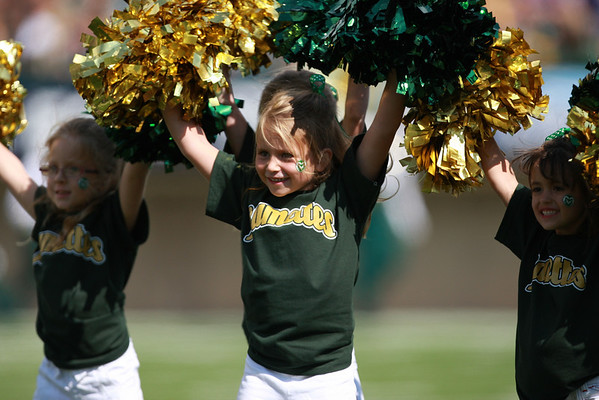 CSU vs. TCU Cheer 2010