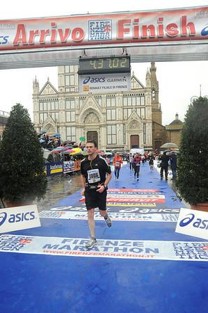 2010 Florence Marathon
