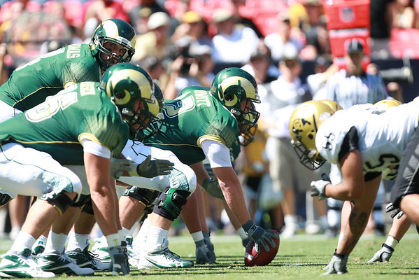 CSU vs. CU Football 2010
