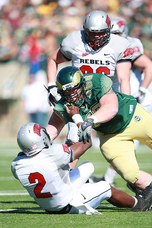 CSU vs. UNLV Football 2010