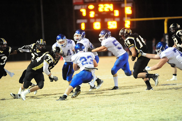 Ft P Playoff Game 11/12/10