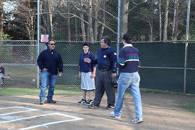 2010 GLL Baseball; Sean.