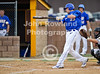 March 19, 2010:  IL High School Baseball.  Warren Blue Devils at Carmel Corsairs.