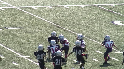 2010 Joliet Raiders SLW Game 1 Highlights