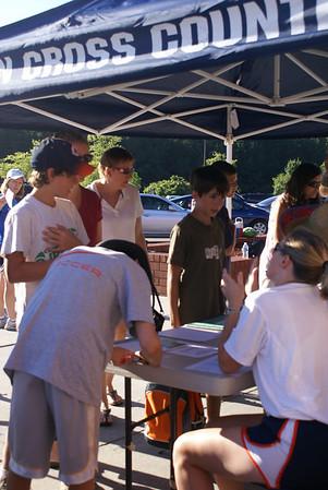 2010 Jr Hoya XC Camp