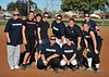 """Navy Blue """"Mad Dogs""""<br /> <br /> Rear Row: Carrie Gingrich, Jesse Peterson, Cathy Zaldivar, Heather Kelley, Stephanie Roberts, Ashley Mottola, Courtney Gahan, and LeeAnn Stroud<br /> Front Row: Alexie Lee and Mandie Yamamoto<br /> Not Shown/Dropped Out: Esther Green, Dainty Sais, Susan Flinn, Roshana Lavery, Caitlin Aimalefoa"""