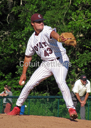 Tropeano, Nick 43 RHP Stony Brook